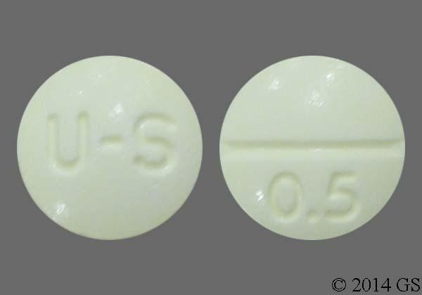 Klonopin Pill