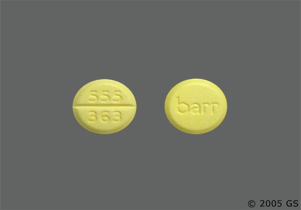 Yellow Valium Teva