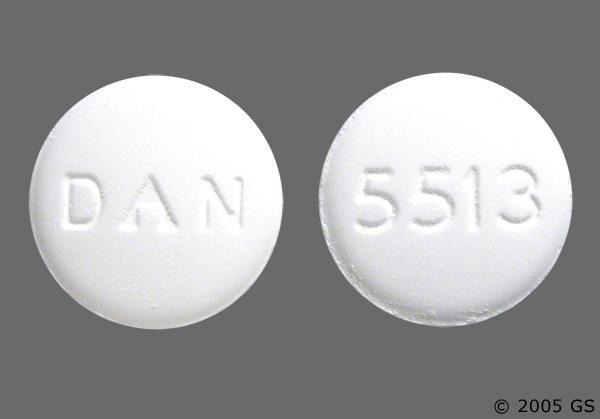 Dan 5513 Pill