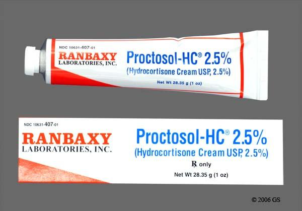 Proctosol HC Images and Labels - GoodRx