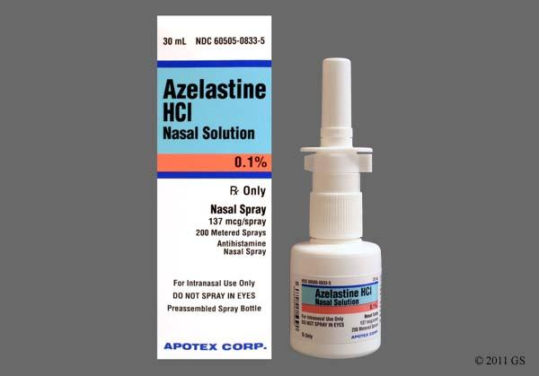 Is azelastine nasal spray a steroid biggest steroid bodies