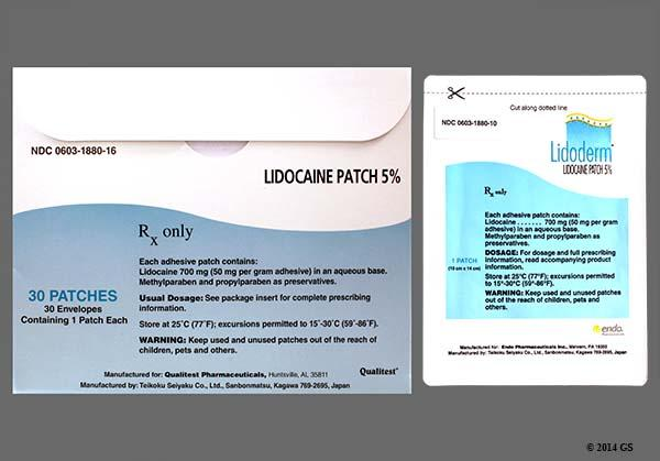 lidoderm discount coupons