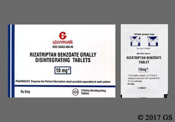 Rizatriptan Benzoate Discount