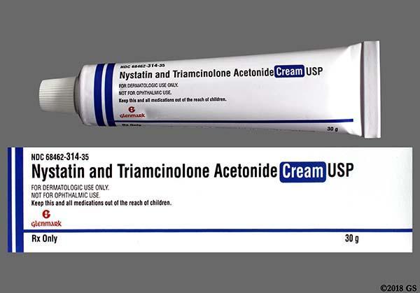 what is nystatin triamcinolone cream