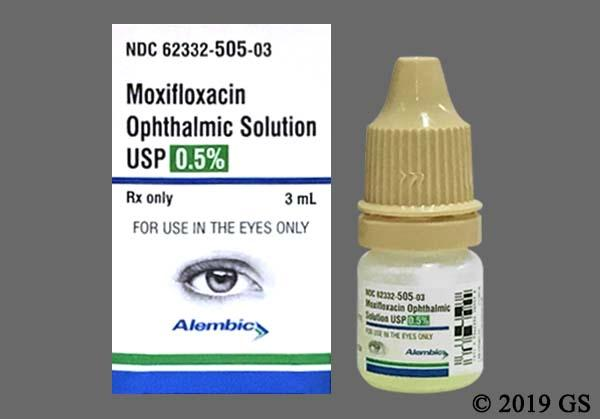 Besivance cf eye drops over the counter