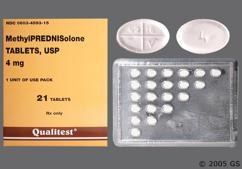 Medrol steroid taper dragon ball z tcg krillin 4 gold