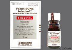 What is Prednisone Intensol? - GoodRx