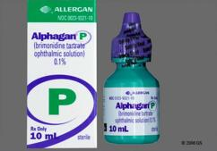 Alphagan P Coupon - Alphagan P 10ml of 0.1% eye dropper