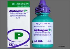 Alphagan P Coupon - Alphagan P 15ml of 0.1% eye dropper