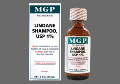 Lindane Coupon - Lindane 60ml of 1% bottle of shampoo