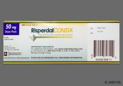 Risperdal Consta Images and Labels - GoodRx