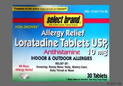 Loratadine Images and Labels - GoodRx