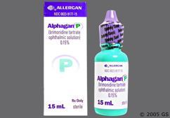 Alphagan P Coupon - Alphagan P 15ml of 0.15% eye dropper