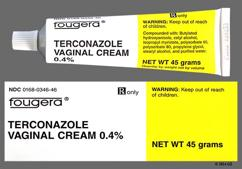 what is terconazole used to treat