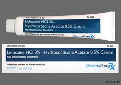 What is Lidocaine / Hydrocortisone? - GoodRx