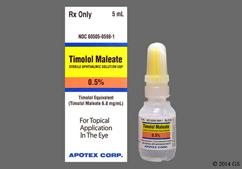 Timoptic Images and Labels - GoodRx