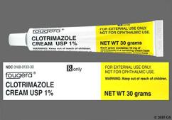 Clotrimazole Images and Labels - GoodRx