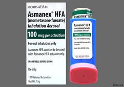 Asmanex (mometasone) 100 mcg (110mcg) Prices, Discount Comparisons & Savings Options