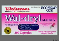 Benadryl Images and Labels - GoodRx
