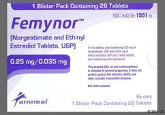 Femynor Side Effects - GoodRx
