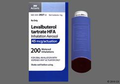 Levalbuterol Prices, Coupons & Savings Tips - GoodRx
